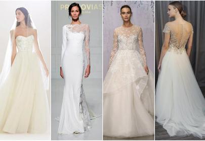 najpiękniejsze suknie ślubne 2016