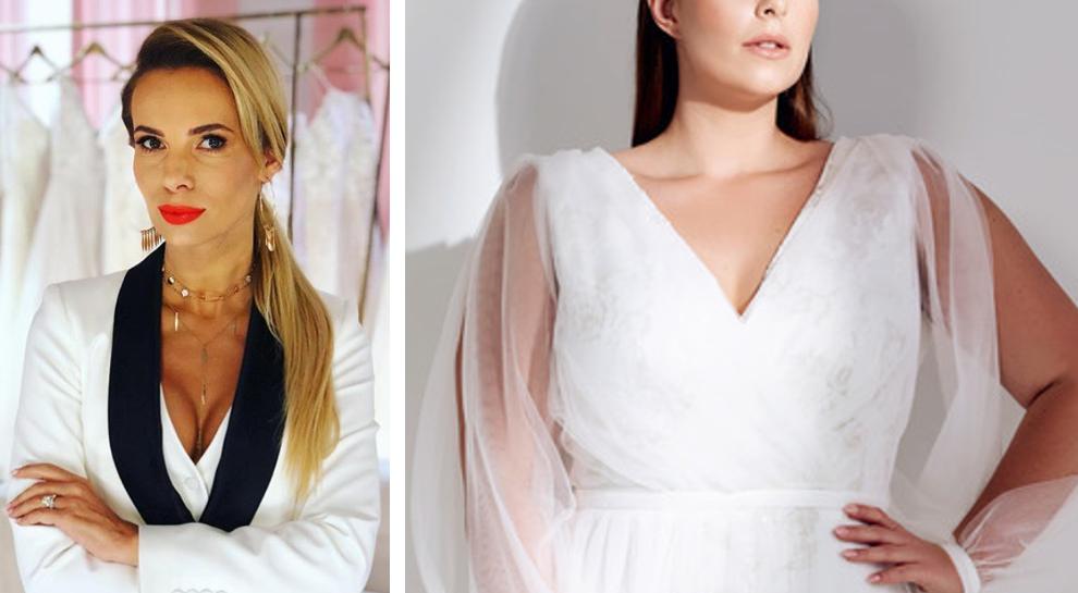 Suknie ślubne Izabeli Janachowskiej Wizazpl