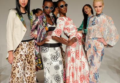 modne wzory 2012