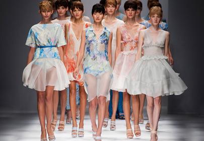 a3d12d9842 Moda 2013  trendy na wiosnę i lato 2013 - Wizaz.pl