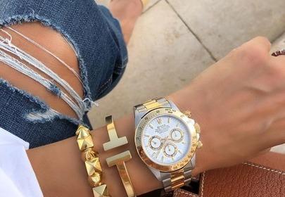 Zegarek damski z Lidla - jak Michael Kors