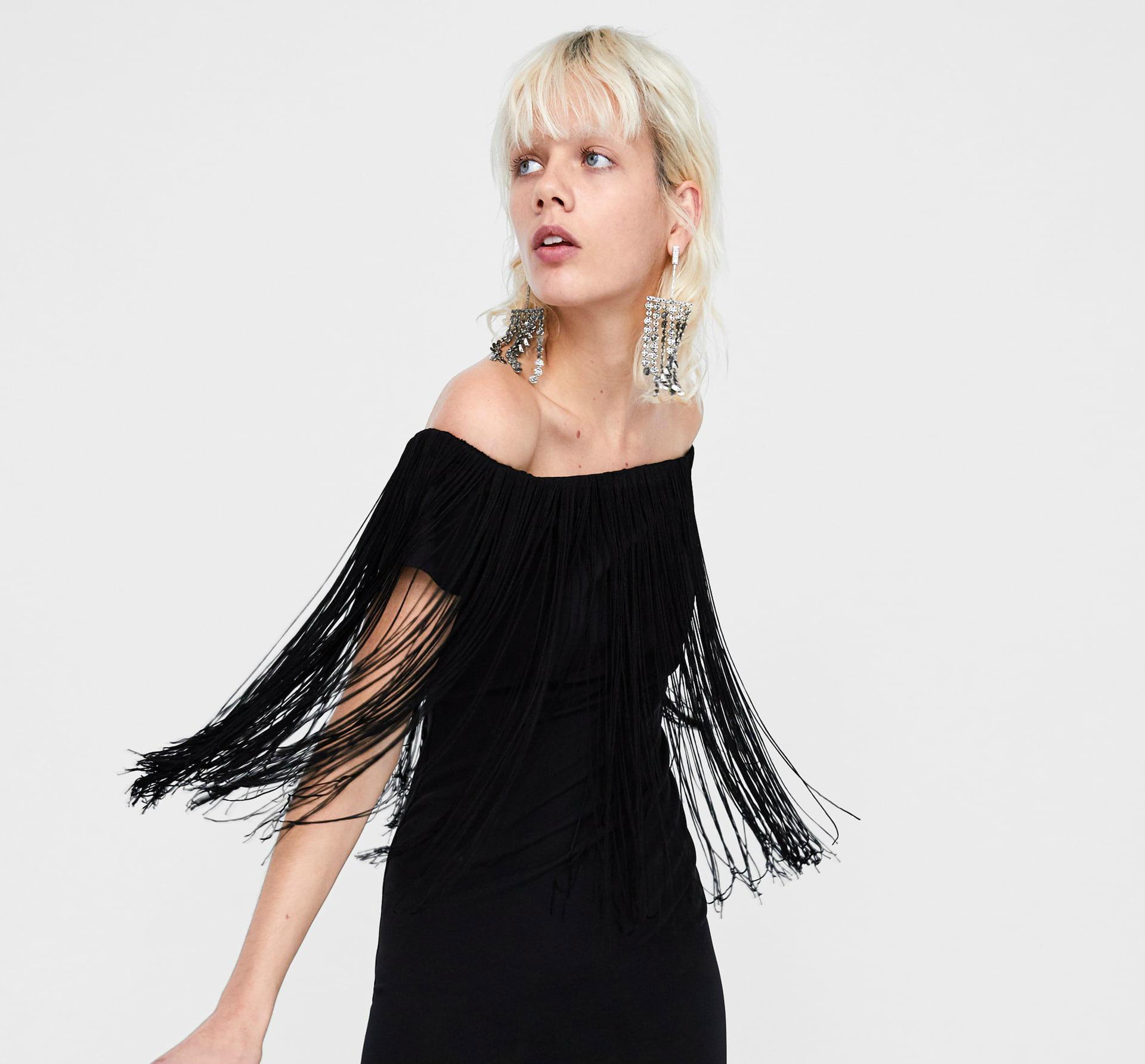 zara sukienki wyprzedaże 2018