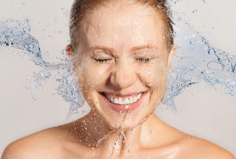 mity nawilżanie skóry