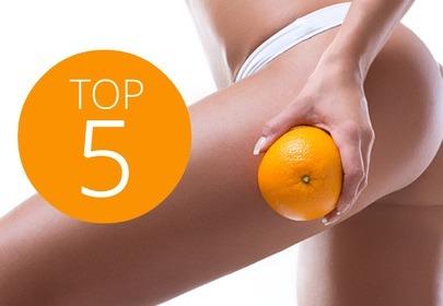 5 kosmetyków na cellulit