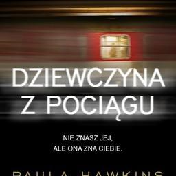Książka Dziewczyna z pociągu