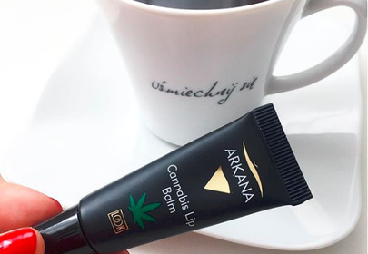 Arkana Cannabis Lip Balm