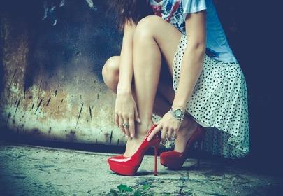 HIT! Dieta dla pięknych i gładkich nóg