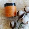 Hagi cosmetics, Naturalny scrub do ciała z gałką muszkatołową i cynamonem