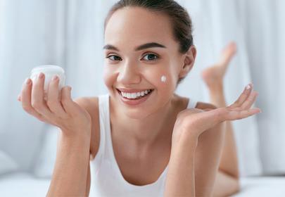 Krem nawilżający do skóry tłustej składniki