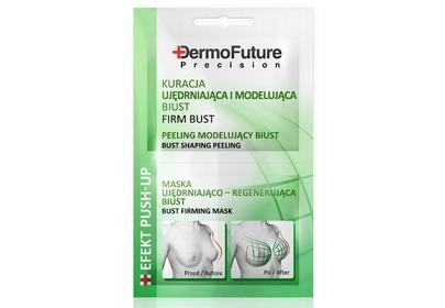 Kuracja ujędrniająca i modelująca biust Dermofuture Precision