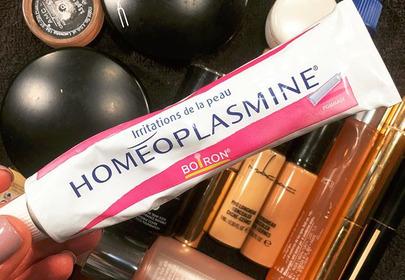maść homeoplasmine