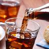 Gazowane, słodkie napoje