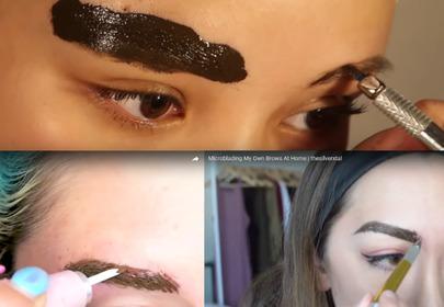 Makijaż pemanentny w domu