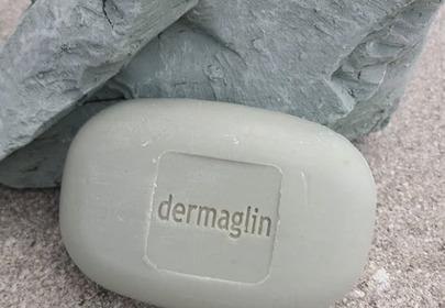 mydło na trądzik dermaglin w biedronce