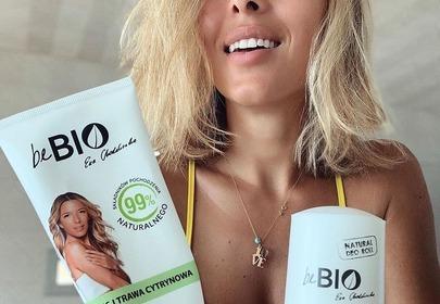 Naturalne dezodoranty od Ewy Chodakowskiej w promocji w Rossmannie - warto?