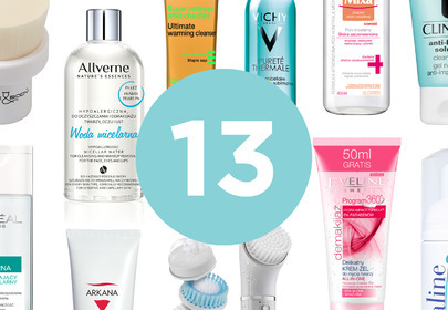 nowe kosmetyki do demakijażu i oczyszczania skóry