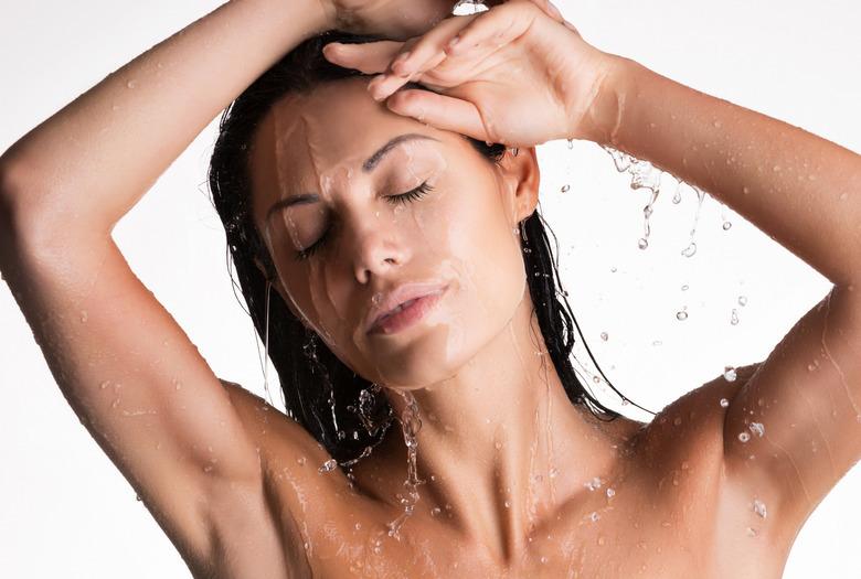 olejek pod prysznic