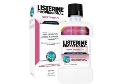 Płyn do płukania ust Listerine Professional Gum Therapy