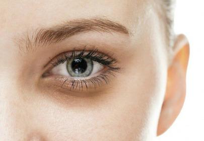 Podkrążone oczy choroby