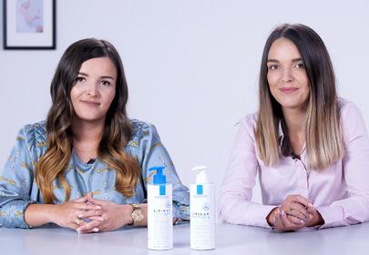 Dziewczyny testują kosmetyki La Roche Posay