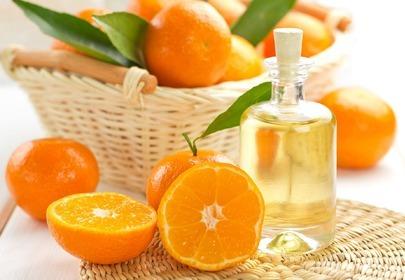 domowy tonik do twarzy Pomarańczowy gaj