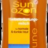 SunOzon, Selbstbräunungsmilch, mleczko samoopalające