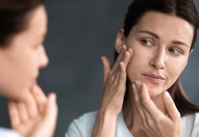 skóra odwodniona objawy przyczyny pielęgnacja kosmetyki