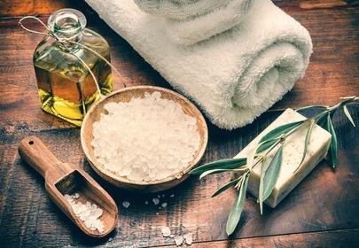 sól w pielęgnacji