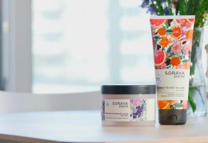 Testujemy kosmetyki Soraya Plante