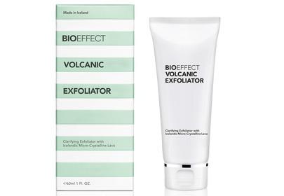 Peeling Volcanic Exfoliator Bioeffect