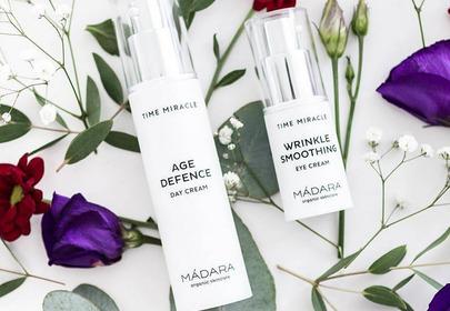 kosmetyki z wodą brzozową madara