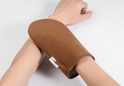 rękawica do aplikacji samoopalacza