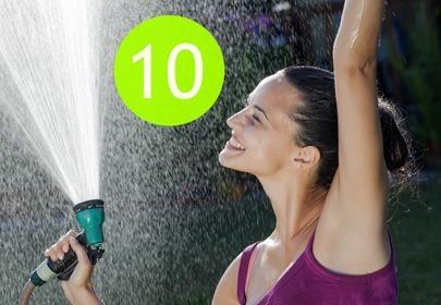 10 żeli pod prysznic na wiosnę