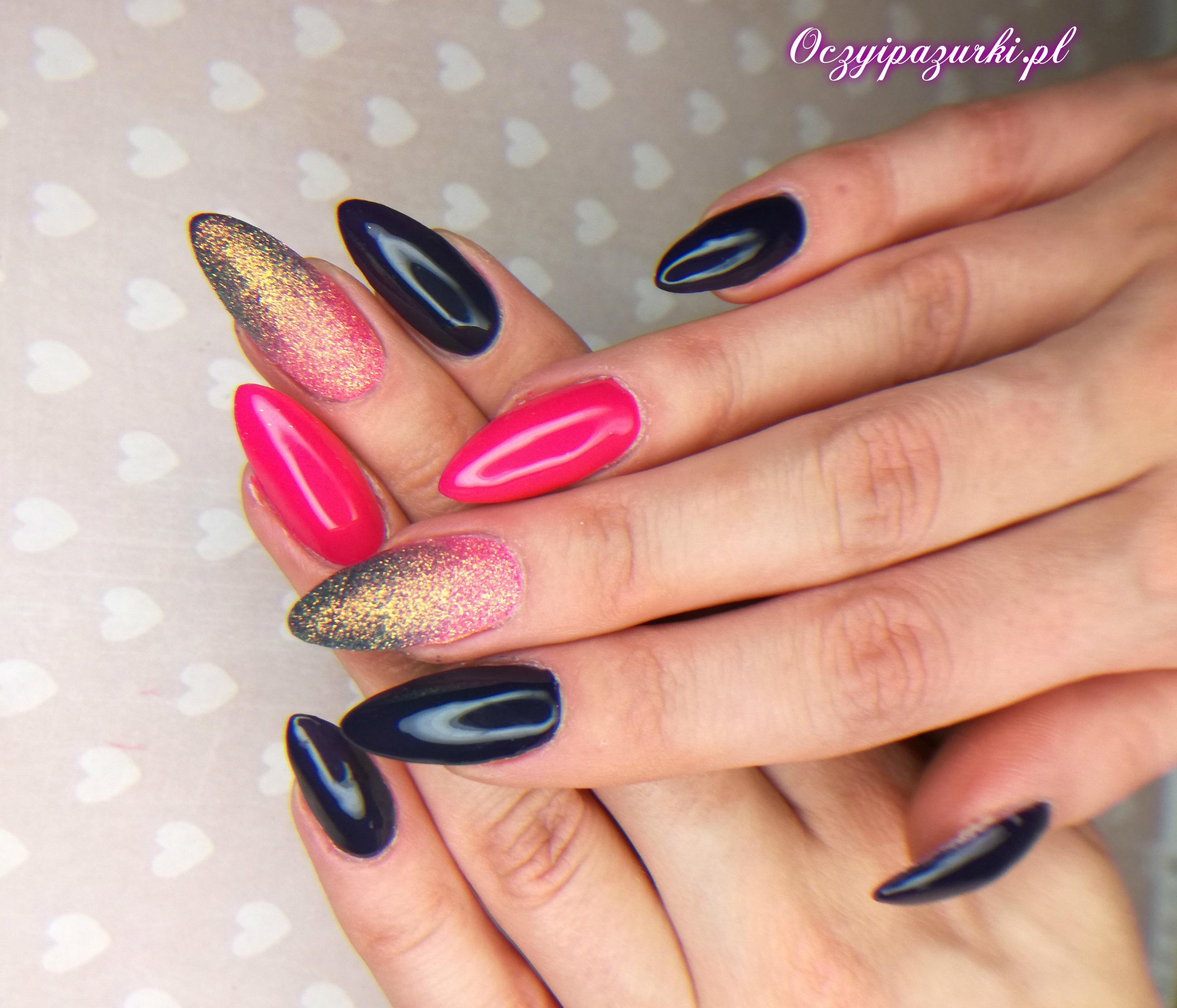 Inspiracje Manicure Na Sylwestra 2017 Wizazpl
