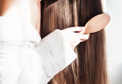 drożdże na włosy