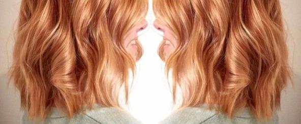 Peach cobbler - rudy kolor rozświetlający włosy