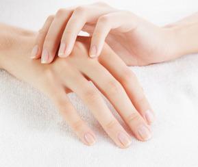 zdroe paznokcie