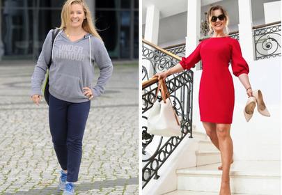 Klan: jak Anna Powierza schudła 30 kilogramów