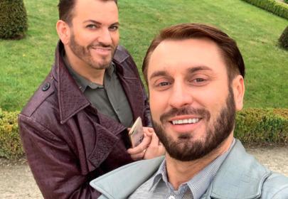 Królowe życia: Rafał i Gabriel szczerze o kryzysie w związku i stalkerze
