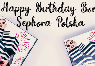 Co zawiera Happy Birthday box Sephora Polska?
