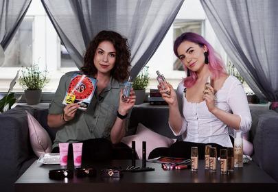 Redaktorki testują nowe kosmetyki z katalogu Avon