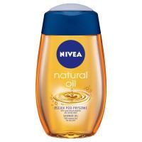 Nivea, Natural Oil, Pielęgnujący olejek pod prysznic