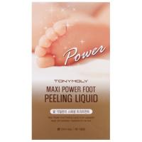 Tony Moly, Maxi Power, Foot Peeling Liquid (Skarpetki peelingujące)