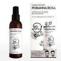 WS Academy, Czarna Orchidea, Odżywka do włosów bez spłukiwania `Poranna Rosa`