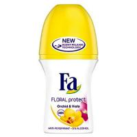 Fa, Floral Protect, Anti-Perspirant Roll-on, Orchid & Viola (Antyperspirant w kulce 48H)