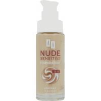 AA, Nude Sensitive Foundation (Podkład nawilżająco łagodzący)