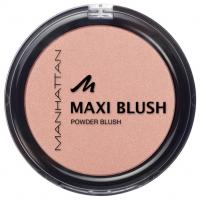 Manhattan, Maxi Blush, Powder Blush (Róż do policzków)