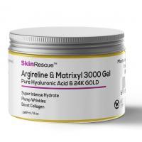 Skin Rescue, Argirleina & Matrixyl 3000 Gel (Serum `Argirleina +Matrixyl 3000 +24K Złoto +Kwas Hialuronowy`)