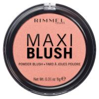 Rimmel, Maxi Blush, Pressed Compact Powder Blush (Róż do policzków)