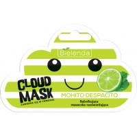 Bielenda, Cloud Mask Mohito Despacito, Bąbelkująca maseczka rozświetlająca